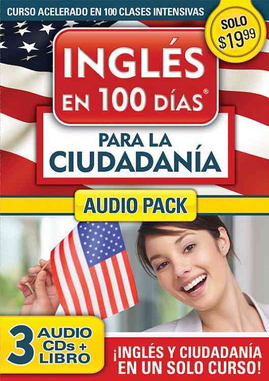 Ingles en 100 dias para la ciudadania / English in 100 days for citizenship By Aguilar (COR)